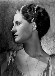 Norma Shearer - Photo by George (1930)