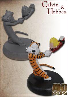 Calvin and Hobbes ~ punkguta