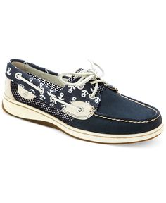 Sperry Women's Bluefish Boat Shoes - Shoes - Macy's