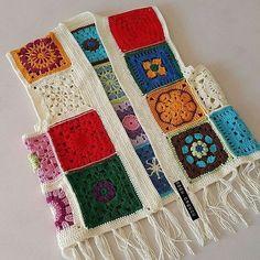 Crochet Cardigan Pattern, Crochet Jacket, Crochet Patterns, Crochet Granny, Crochet Baby, Knit Crochet, Crochet Projects, Sewing Projects, Crochet Woman