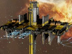 Floating Cities, Lucid Dreaming, Location Map, Futuristic Architecture, Space Station, Forts, Another World, Spacecraft, Trippy