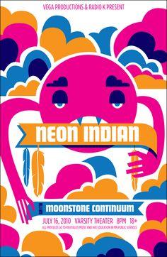 Neon Indian - Sara Lintner