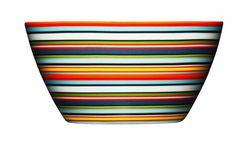 Origo Bowl 0,5l orange