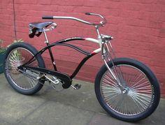 Baron von Zach Cycles: The Dyno Glide Deluxe