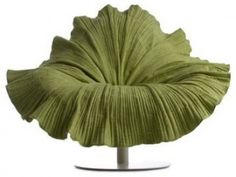 Lounge chair...I would feel like I was sitting in a big hibiscus bloom...neat! $2285