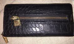 Anne Klein NEW Zip Around 8x4 In Wallet MINT NEW    eBay