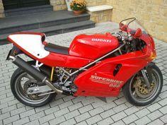 1993 Ducati 888