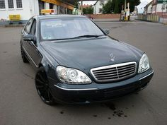2000 Mercedes S500 LOADED *MORE PICS INSIDE*