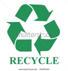Stock Photography - Recycle symbol illustration Link - http://www.shutterstock.com/pic-240762184/stock-photo-recycle-symbol-illustration.html?src=TQBMc4xu-EL5UDJn7bV1-w-1-18&ws=1