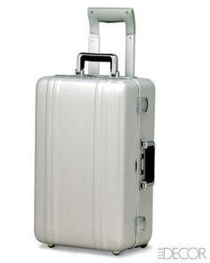 Zero Halliburton suitcases