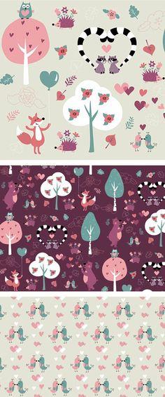 print & pattern: DESIGNER - nastja holtfreter