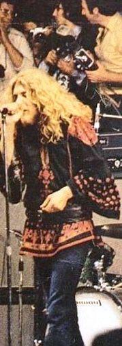 Robert Plant, Led Zeppdelin