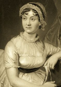 Jane Austen — my absolute inspiration for a writer