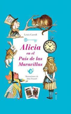 <- Inspirado En Libros ->: Alicia en el Pais de las Maravillas - Lewis Carrol...