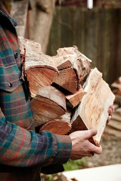 """People love chopping wood. In this activity one immediately sees results."" ~Albert Einstein"