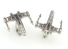 Star Wars X-Wing Cufflinks