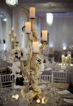 179 DIY Creative Rustic Chic Wedding Centerpieces Ideas