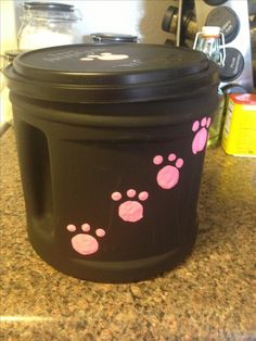 1000 images about empty coffee containers on pinterest for Empty paint cans lowes