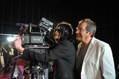 MJ and Kenny Ortega