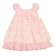 Isobella and Chloe  | isobella-and-chloe-pink-with-cream-lace-sweet-dress.jpg