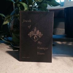 Jewels of My Younger Years Volume 1, Part 1 | Used, Rare, Vintage and Out of Print Books - www.ValiumBlueBooks.com #Books