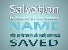 No Other Name - Christian Wallpapers