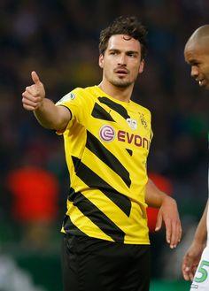 Mats Hummels - Borussia Dortmund #bvb