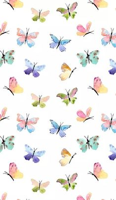 butterfly, wallpaper, and background afbeelding
