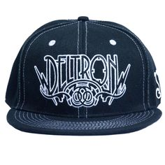 Deltron Version 2 in our Deltron 3030 series Learn more about Deltron on their website. 2 In, Baseball Hats, Pure Products, Black And White, Fitness, Gifts, Chill, Hip Hop, Fresh