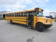 (Ad)(eBay Link) USED 2012 IC CE 71 Passenger School Bus #122748K3