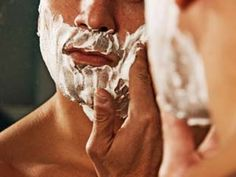 """Turbocharge dad's shaving kit: Even if you don't think you have sensitive skin, choosing a """"sensitive skin"""" cream, gel or foam can help protect against redness and irritation. (©iStockphoto.com/Les Byerley)"""