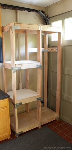 Marvelous Thatu0027s My Letter: DIY Cleaning Storage Tower