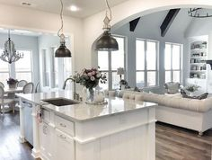 South Shore Decorating Blog: Kitchen Love