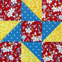 Starwood Quilter: New Home Quilt Block