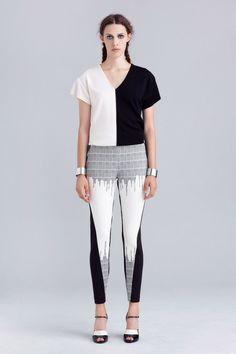 Kaelen Spring 2014 Ready-to-Wear Collection Slideshow on Style.com #nyfashionweek