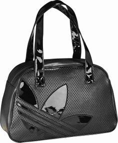 Another Adidas Bowling bag =D #adidas #fashion #fashionista #purse