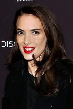 Winona Ryder looks so beautiful at the premiere of Disconnect|Lainey Gossip Entertainment Update I can't believe she's 41? She looks great, love her.