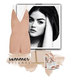 """***summer brights***"" by saaraa-21 ❤ liked on Polyvore featuring Valentino, Diane Von Furstenberg and Rochas"