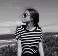 @kamplainnn ❃  black and white photography stripes