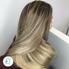 When your color fades, it should fade beautifully. This used to be a silver balayage. She came in for a cut only... 10 months after her original color! Zero touch ups here. Truly a perfect, real life, lived-in color. .  @paintloveblend