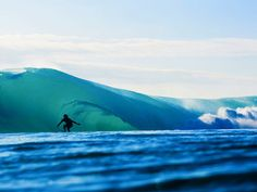 Great place to be, Surfing