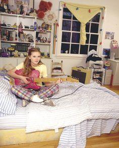The Lives of Teenagers...As Seen in their Bedroom Decor — Teenage Bedroom