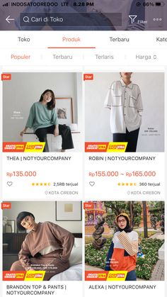 Online Shopping Sites, Online Shopping Clothes, Aesthetic Shop, Casual Hijab Outfit, Fashion Outfits, Womens Fashion, Korean Fashion, Ootd, Stylish