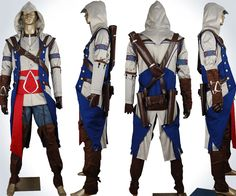 Assassin's Creed Connor Kenway Costume