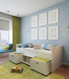 Kids Bedroom Wall Decor clever kids room wall decor ideas & inspiration | children room