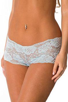 Velvet Kitten Sexy Lace Boyshort for Women 681925513