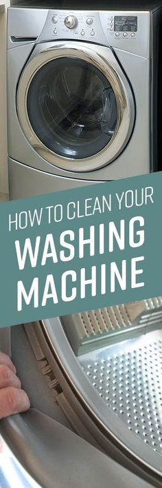 Most front-load washing machines are high-efficiency (HE), meaning they use less water and energy than standard washers. Saving water and energy is great for both the environment and your wallet, but can cause leftover detergent residue, dirt, soap scum, and hard water accumulation. If left untreated for too long, the odor-causing buildup in your front loader (or top loader) may even hinder your machine's cleaning performance.