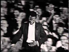1964 ACADEMY AWARDS ~ Sidney Poitier Wins Best Actor for LILIES OF THE FIELD (1963), and becomes the first black man to win an Oscar. (2:17) [Video]