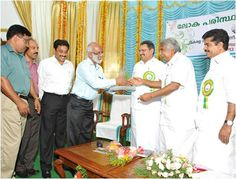 Our Director with Kerala CM #MimsHospital