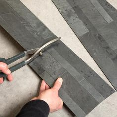 Shop for Aspect 6 x Charcoal Slate Peel and Stick Stone Backsplash. Get free delivery On EVERYTHING* Overstock - Your Online Home Improvement Shop! Decorative Tile Backsplash, Peel N Stick Backsplash, Beadboard Backsplash, Stick On Tiles, Herringbone Backsplash, Backsplash Ideas, Wall Tiles, Kitchen Backsplash Diy, Rustic Backsplash